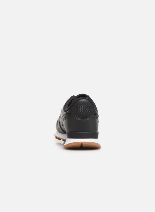 Sneakers Nike W Internationalist Prm Sort Se fra højre