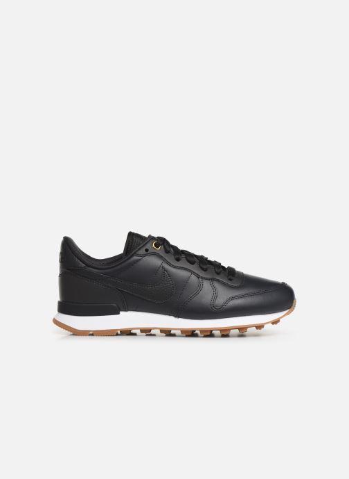 Sneaker Nike W Internationalist Prm schwarz ansicht von hinten