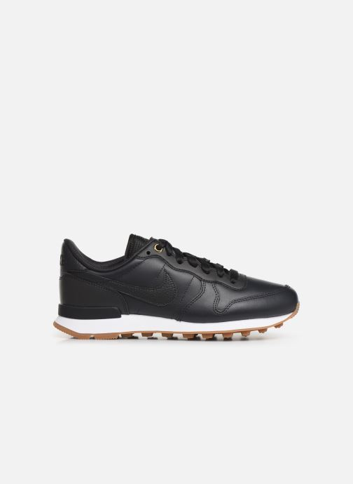 Sneakers Nike W Internationalist Prm Zwart achterkant