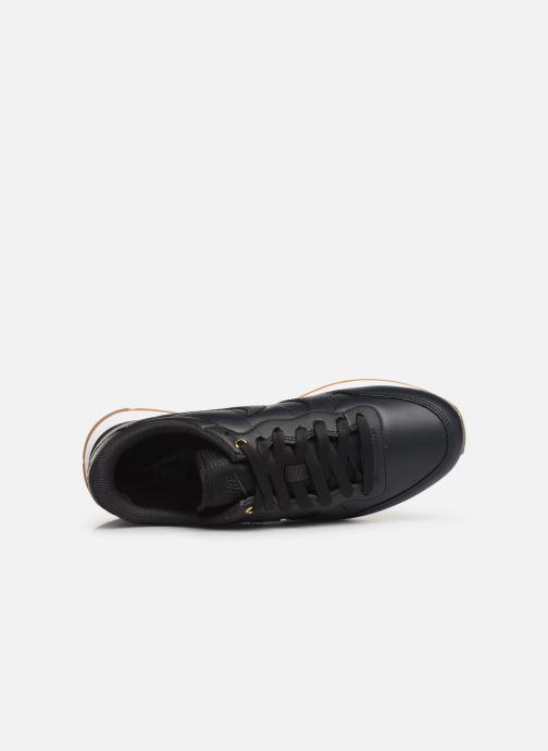 Sneakers Nike W Internationalist Prm Sort se fra venstre