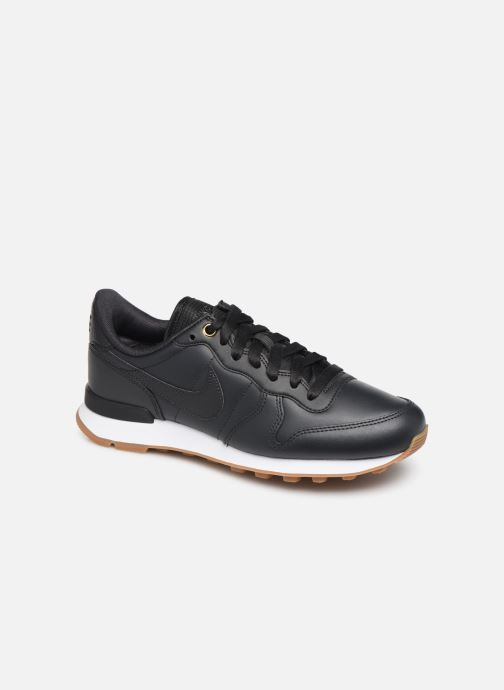 Sneakers Nike W Internationalist Prm Sort detaljeret billede af skoene