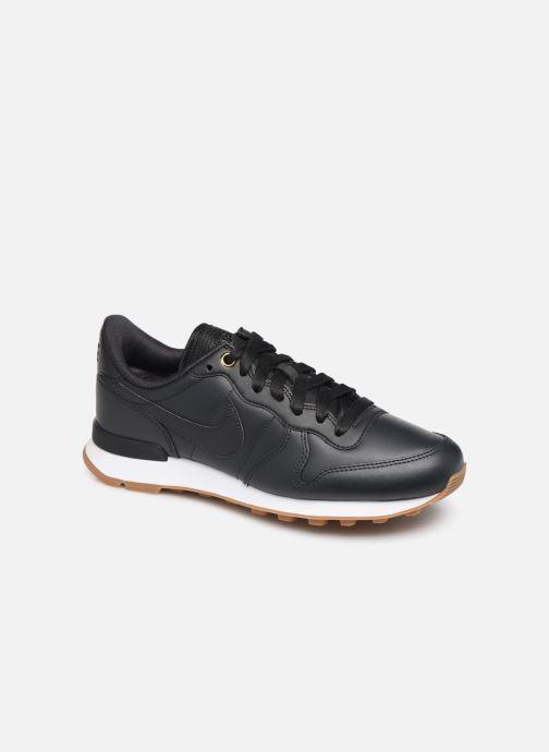 Sneaker Nike W Internationalist Prm schwarz detaillierte ansicht/modell