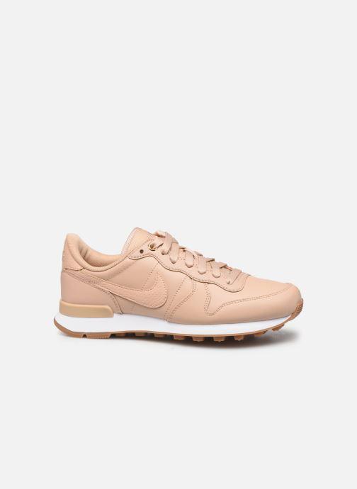 Sneaker Nike W Internationalist Prm beige ansicht von hinten