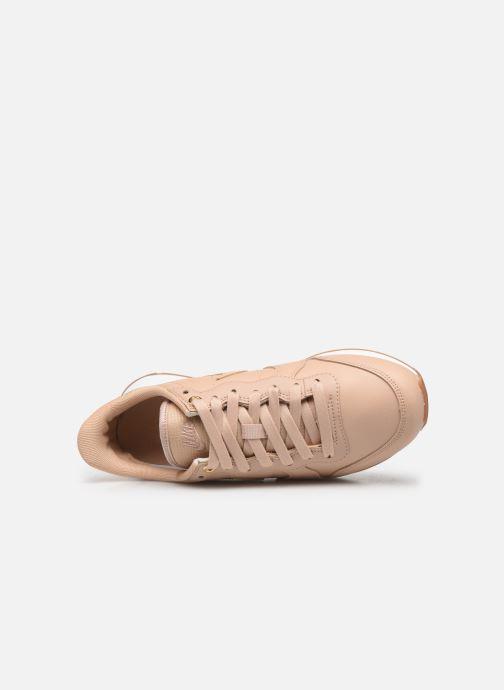 Sneaker Nike W Internationalist Prm beige ansicht von links