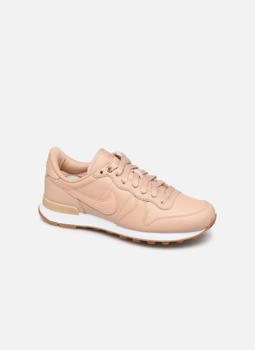 Sneaker Nike W Internationalist Prm beige detaillierte ansicht/modell