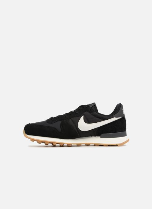 Trainers Nike Wmns Internationalist Black front view