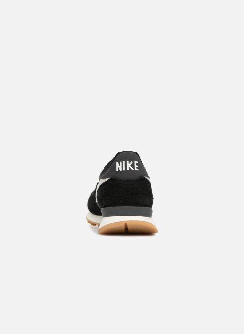 Sneaker Nike Wmns Internationalist schwarz ansicht von rechts