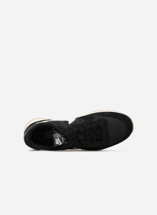 Sneaker Nike Wmns Internationalist schwarz ansicht von links