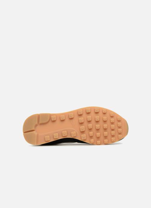 Sneaker Nike Wmns Internationalist schwarz ansicht von oben