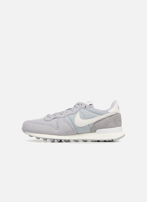 Baskets Nike Wmns Internationalist Gris vue face