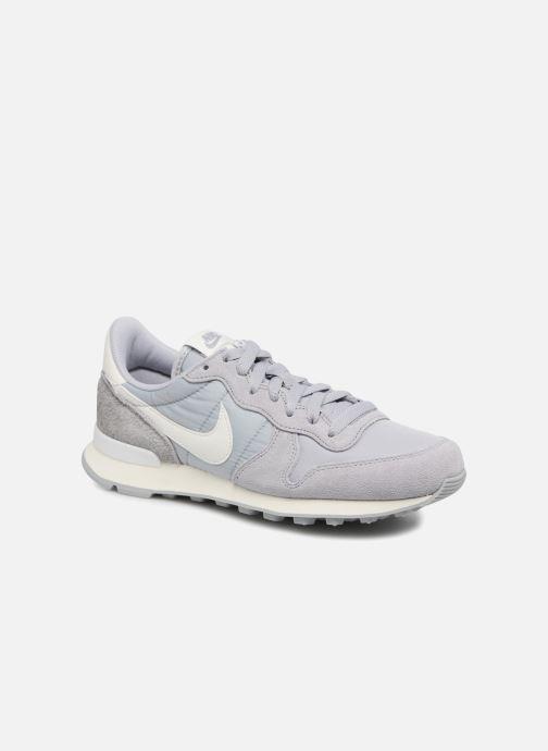 Sneaker Nike Wmns Internationalist grau detaillierte ansicht/modell