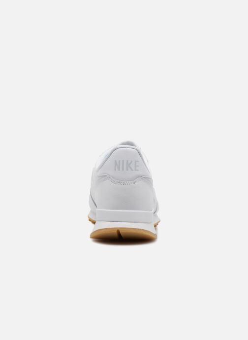 Sneaker Nike Wmns Internationalist weiß ansicht von rechts