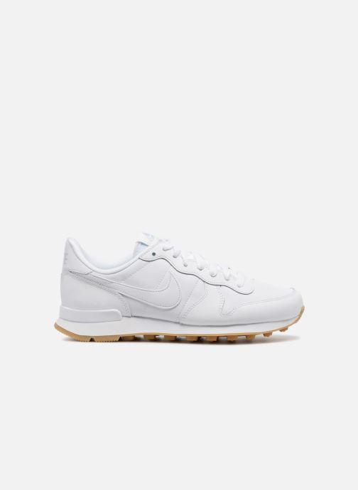 Sneaker Nike Wmns Internationalist weiß ansicht von hinten