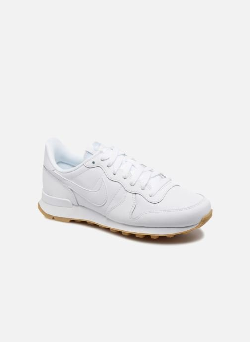 Sneakers Nike Wmns Internationalist Wit detail