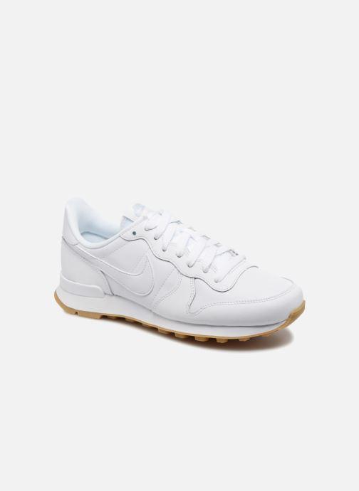 Deportivas Nike Wmns Internationalist Blanco vista de detalle / par