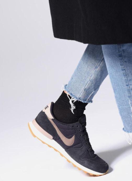 Nike Women's Internationalist Oil GreyMink Brown Summit