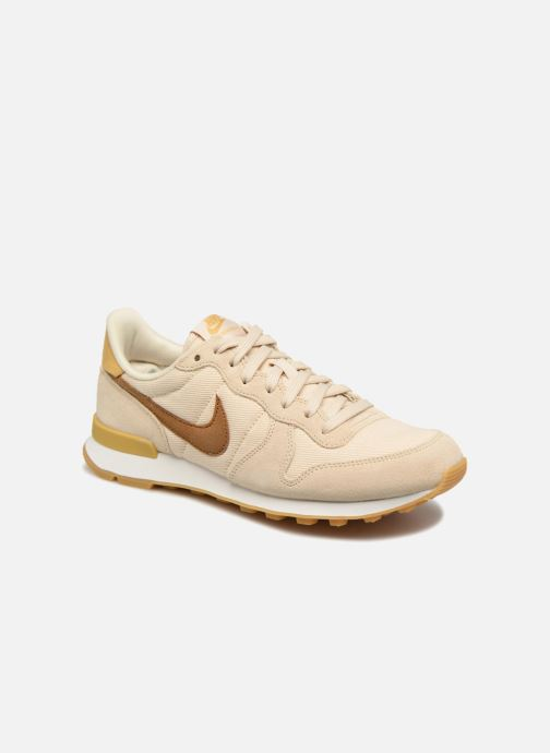 Trainers Nike Wmns Internationalist Beige detailed view/ Pair view