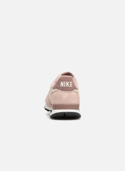 Trainers Nike Wmns Internationalist Pink view from the right
