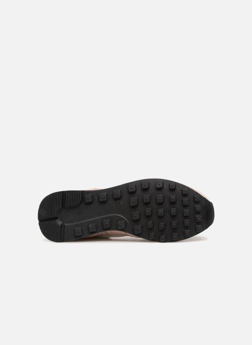 Sneaker Nike Wmns Internationalist rosa ansicht von oben