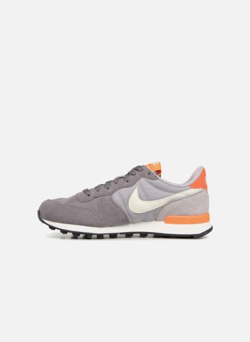 Sneakers Nike Wmns Internationalist Grijs voorkant