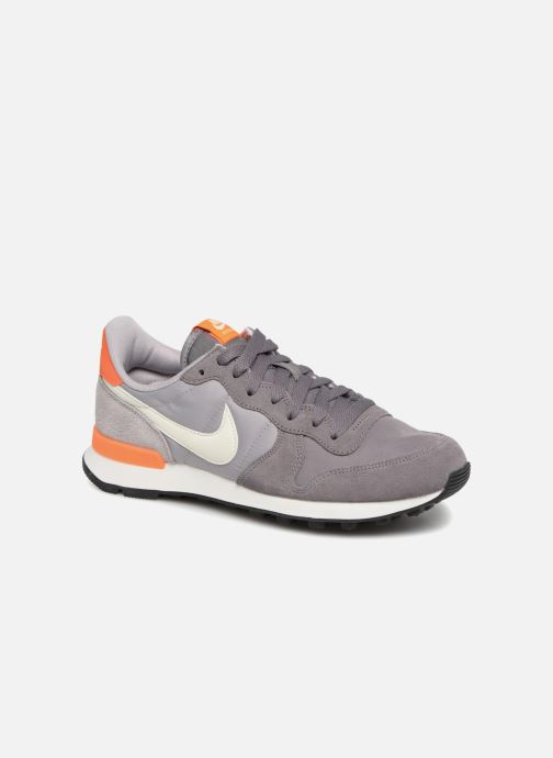 Sneakers Nike Wmns Internationalist Grijs detail