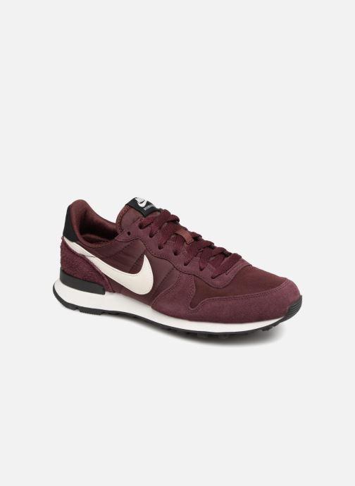 Sneakers Nike Wmns Internationalist Bordeaux detail
