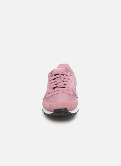 Sneaker Nike Wmns Internationalist rosa schuhe getragen