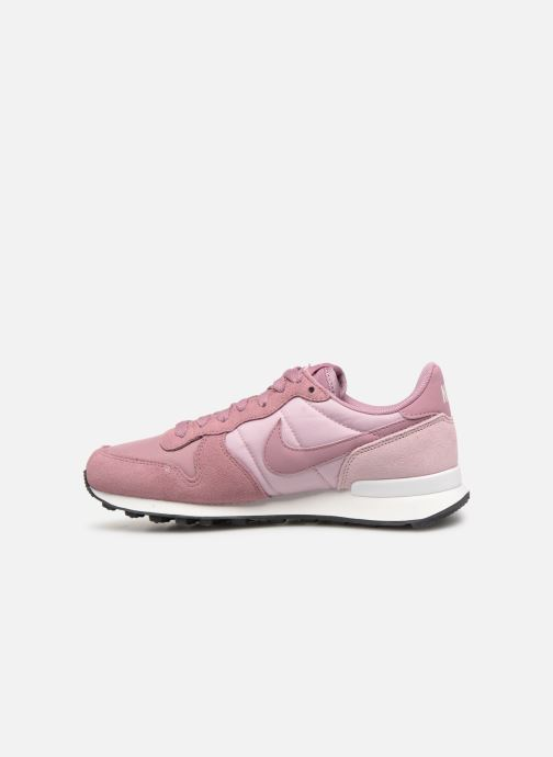 Sneakers Nike Wmns Internationalist Roze voorkant