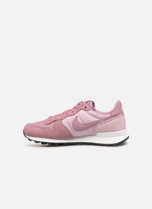 Sneakers Nike Wmns Internationalist Rosa bild från framsidan