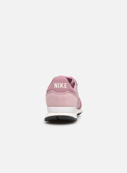 Sneakers Nike Wmns Internationalist Rosa Bild från höger sidan