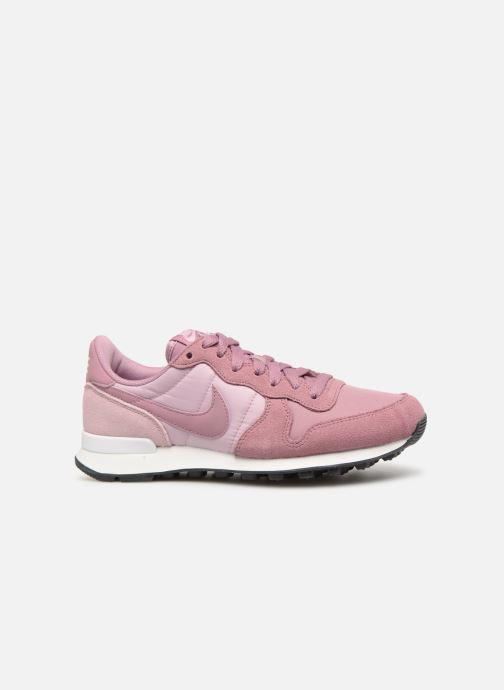 Sneaker Nike Wmns Internationalist rosa ansicht von hinten