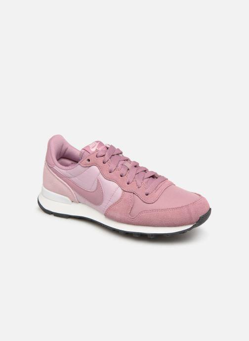 Sneakers Nike Wmns Internationalist Rosa detaljerad bild på paret