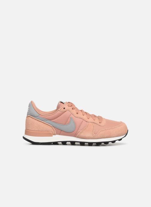 Sneakers Nike Wmns Internationalist Roze achterkant