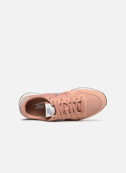 Trainers Nike Wmns Internationalist Pink view from the left