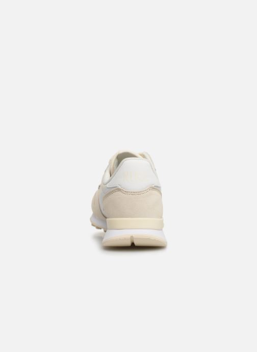 Baskets Nike Wmns Internationalist Beige vue droite