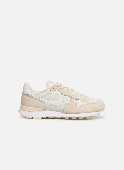Sneaker Nike Wmns Internationalist beige ansicht von hinten
