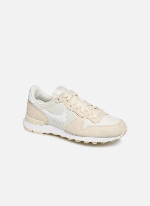 Baskets Nike Wmns Internationalist Beige vue détail/paire