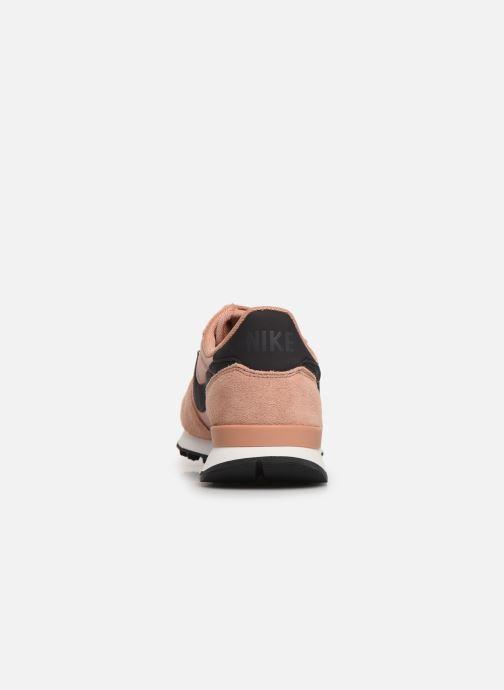 Sneakers Nike Wmns Internationalist Pink Se fra højre
