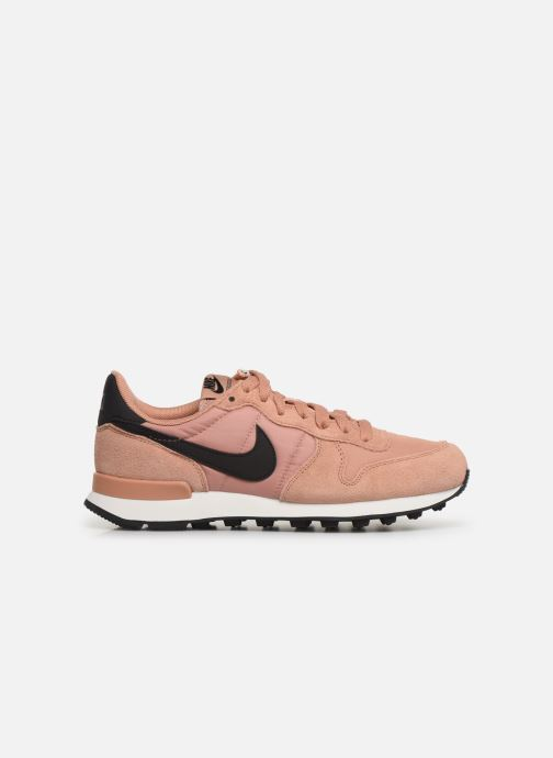 Baskets Nike Wmns Internationalist Rose vue derrière