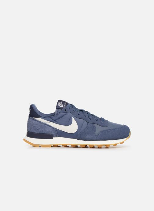 Baskets Nike Wmns Internationalist Bleu vue derrière