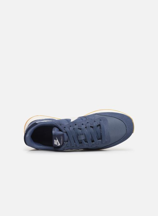 Baskets Nike Wmns Internationalist Bleu vue gauche
