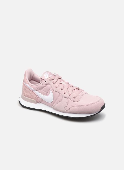 Baskets Nike Wmns Internationalist Rose vue détail/paire