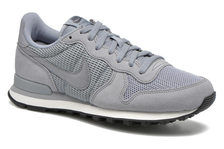 more photos 82977 2381e ... Sneaker Nike Wmns Internationalist grau detaillierte ansicht modell ...