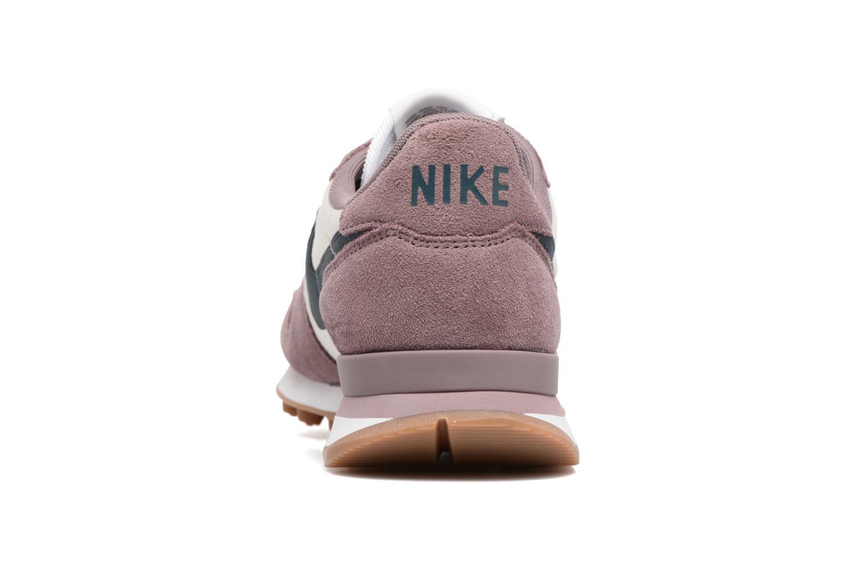 Baskets Nike Wmns Internationalist Violet vue droite