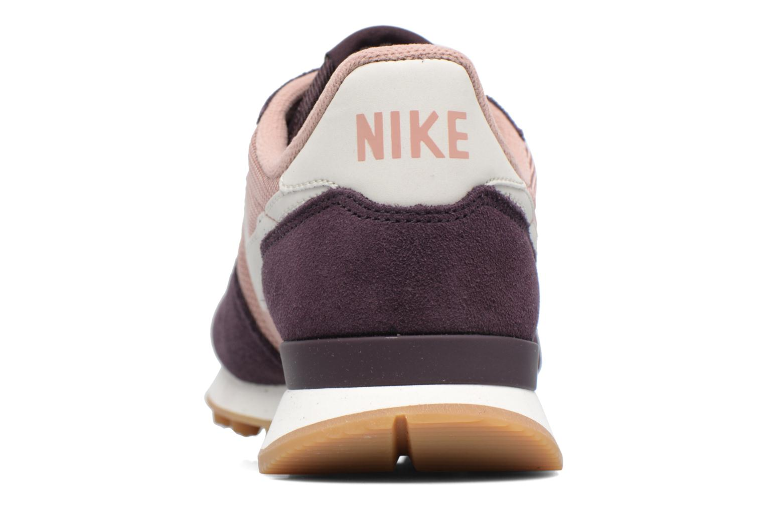 Baskets Nike Wmns Internationalist Violet vue droite