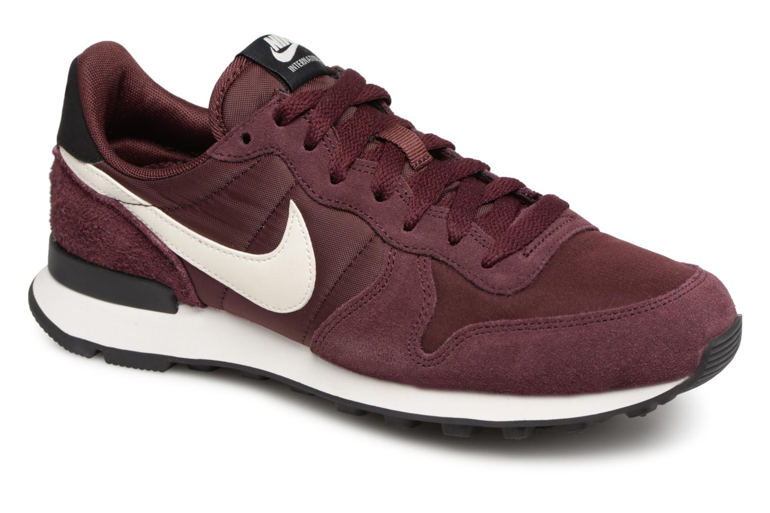 518f21678f9c ... coupon baskets nike wmns internationalist bordeaux vue détail paire  33a6b ab65d