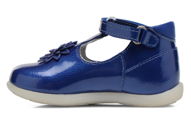 Summer boots Mod8 Lara Blue front view