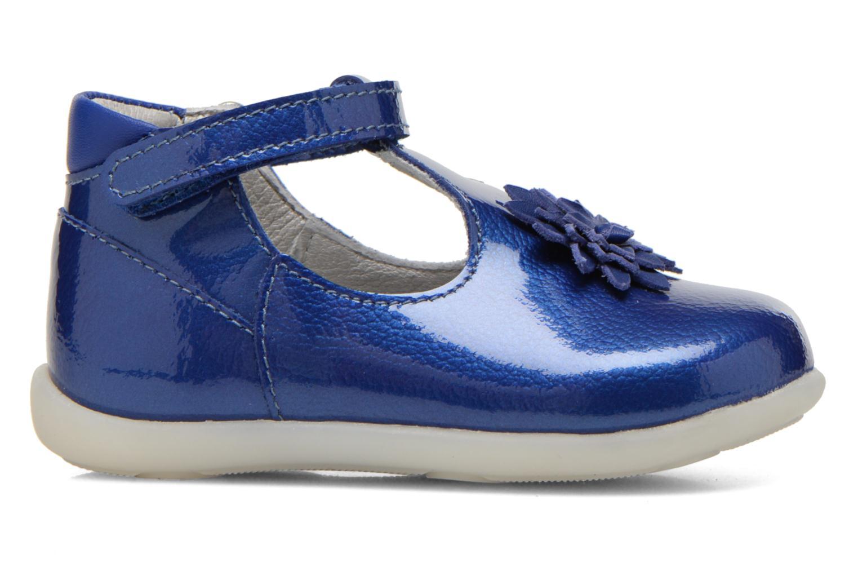 Summer boots Mod8 Lara Blue back view