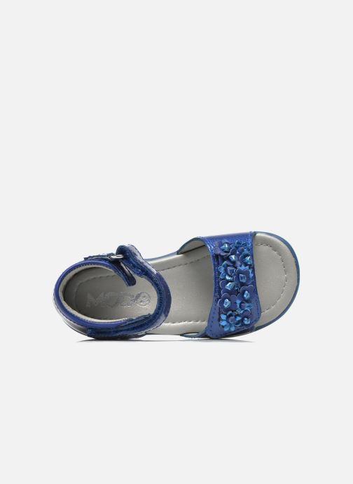 Sandali e scarpe aperte Mod8 Gramy Azzurro immagine sinistra
