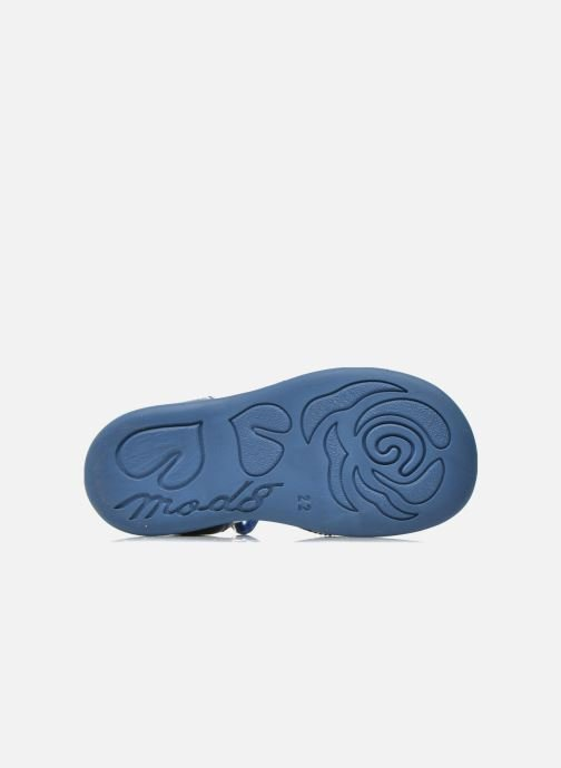 Sandals Mod8 Gramy Blue view from above